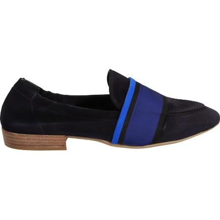 Donna Carolina 39.300.105 - Blau - Seitenansicht