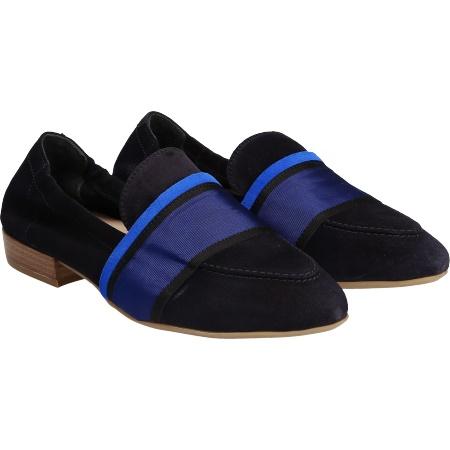 Donna Carolina 39.300.105 - Blau - Paar