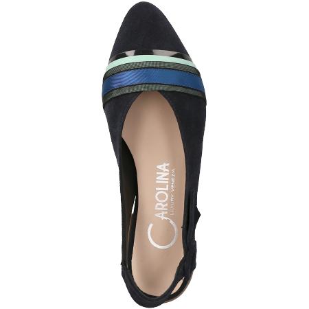 Donna Carolina 41.300.080 -003 - Blau, kombiniert - Draufsicht
